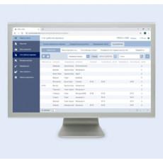 PERCo-WM01 Модуль «Учет рабочего времени»